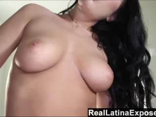 RealLatinaExposed – Ava Alvares Shows Off Her Amazing Ass