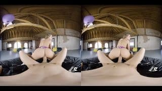 Horny Girlfriend Riding Your Dick! (VR)