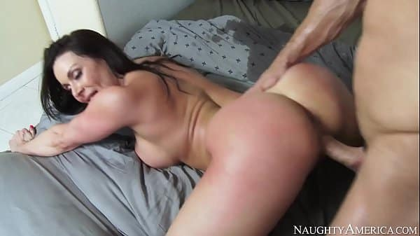 Naughty America – Find Your Fantasy Kendra Lust fucking in the bedroom